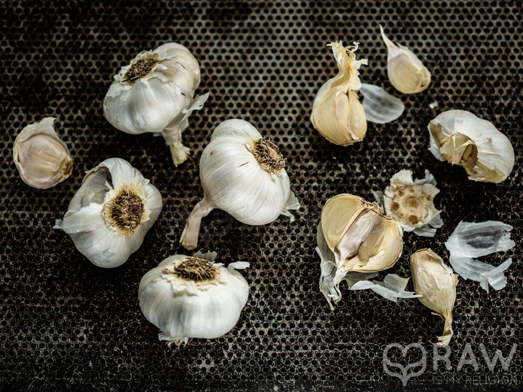Knoblauchzehen für rohkost Rezepte.