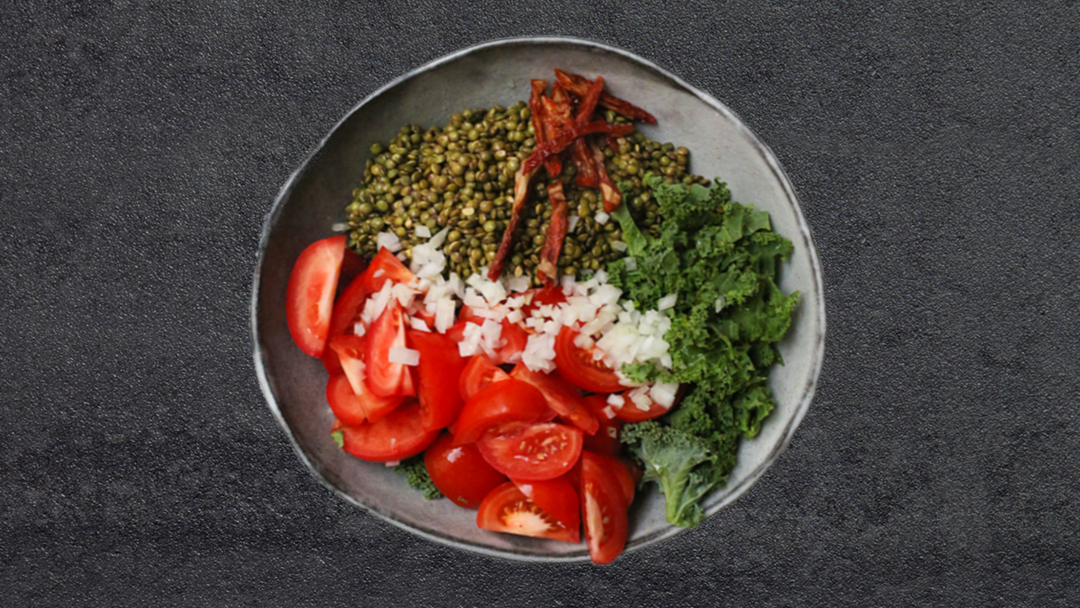 lentils raw bowl recipe