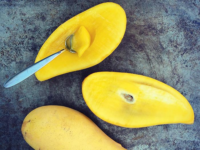 mangos nicht roh
