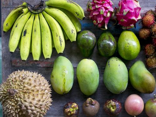 market ubud organic market