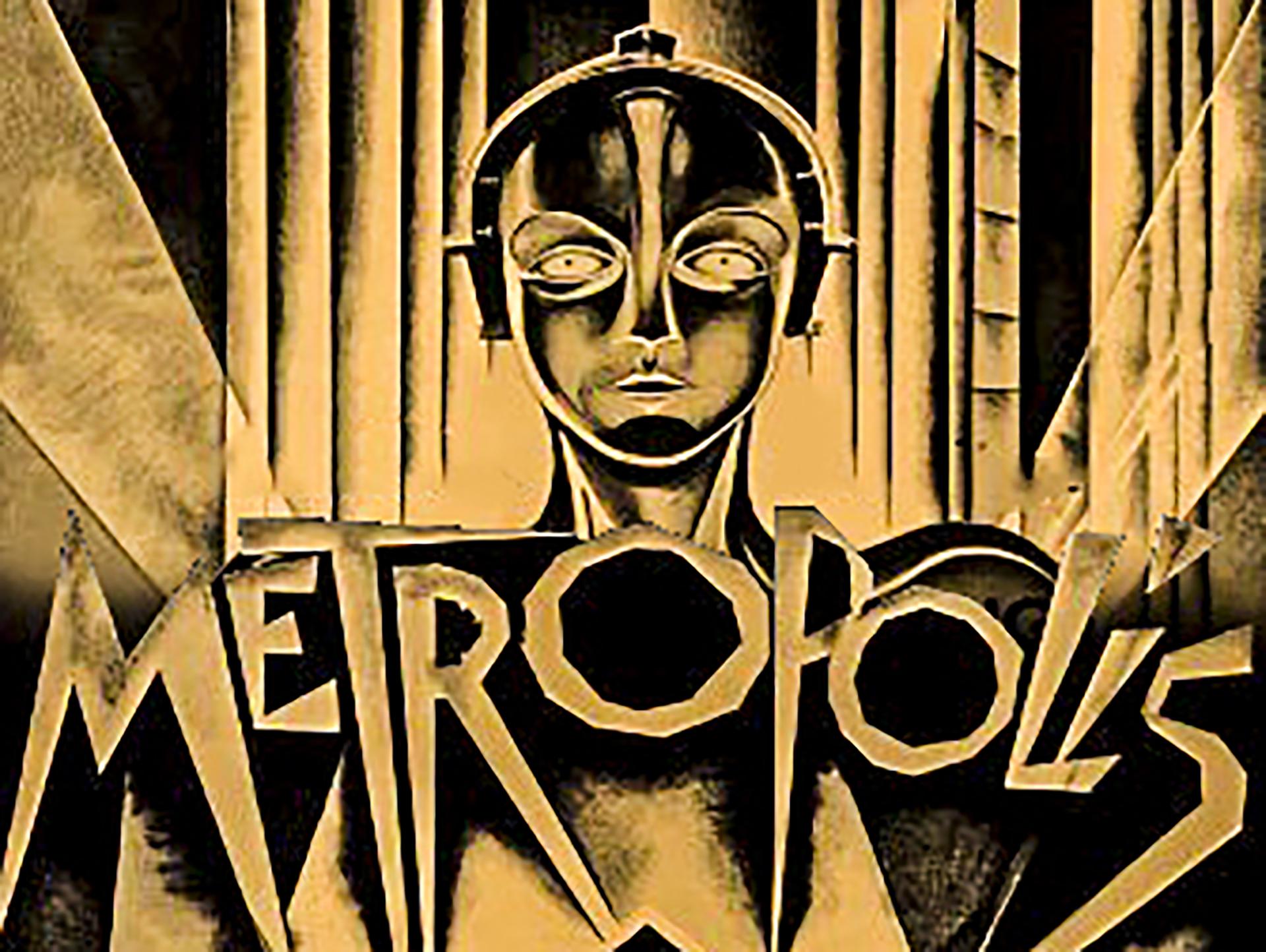 Metropolis movie 2017
