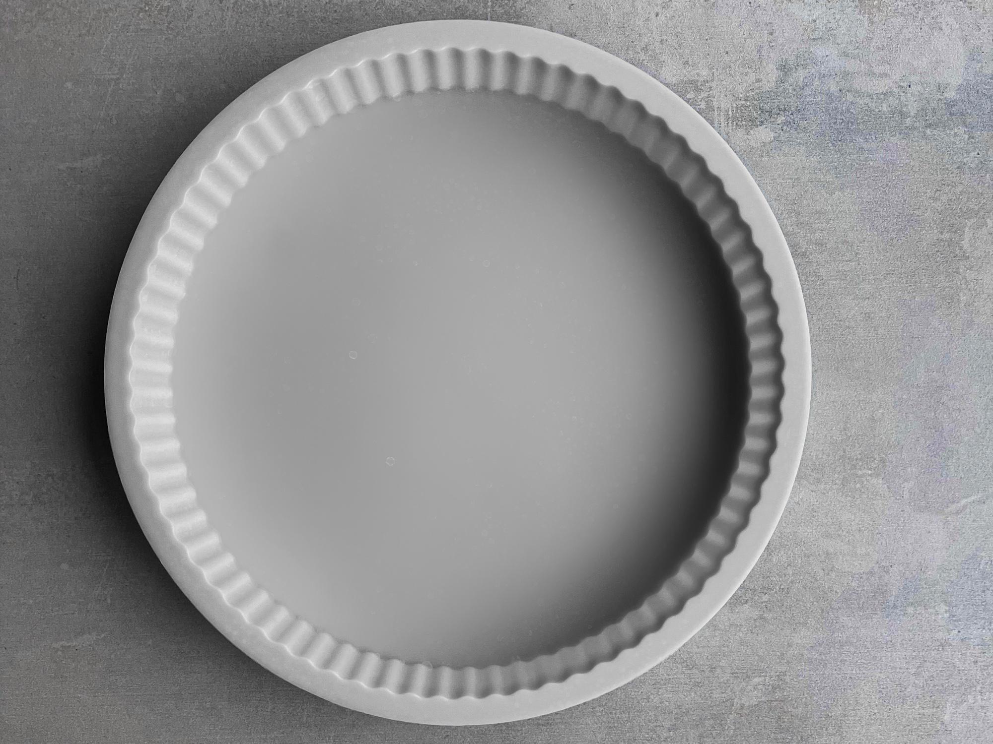 Kuchenform Silikon 25cm Rohkostkuchen Rohkosttorte