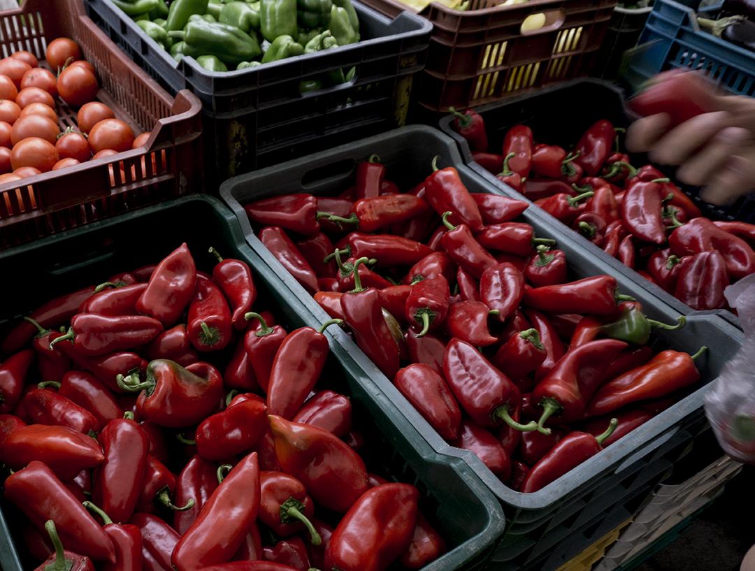 mom park organic market budapest bell peppers produce organic