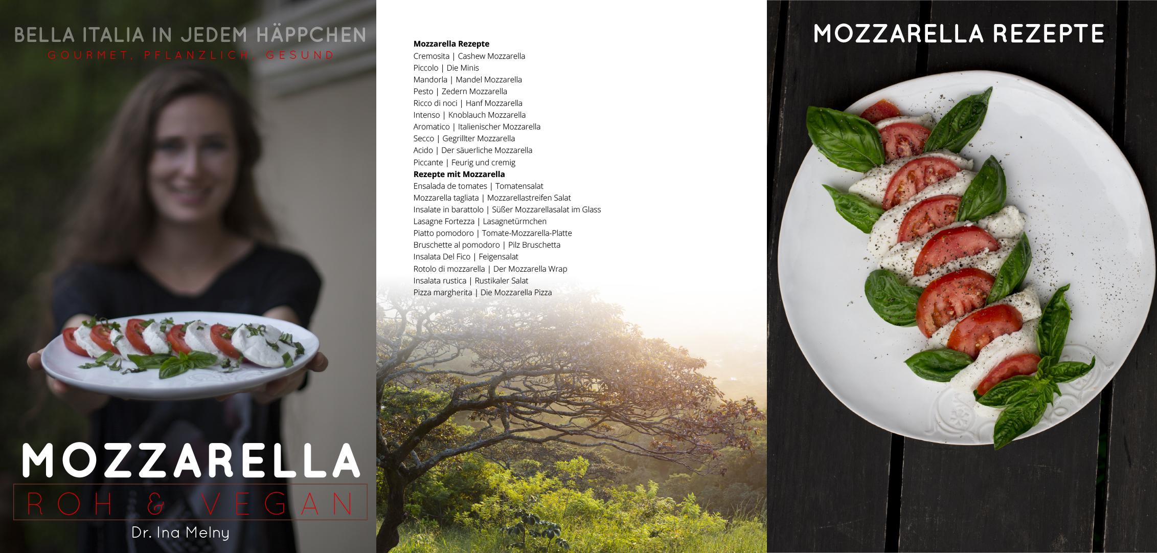 mozzarella buch inhaltsverzeichnis
