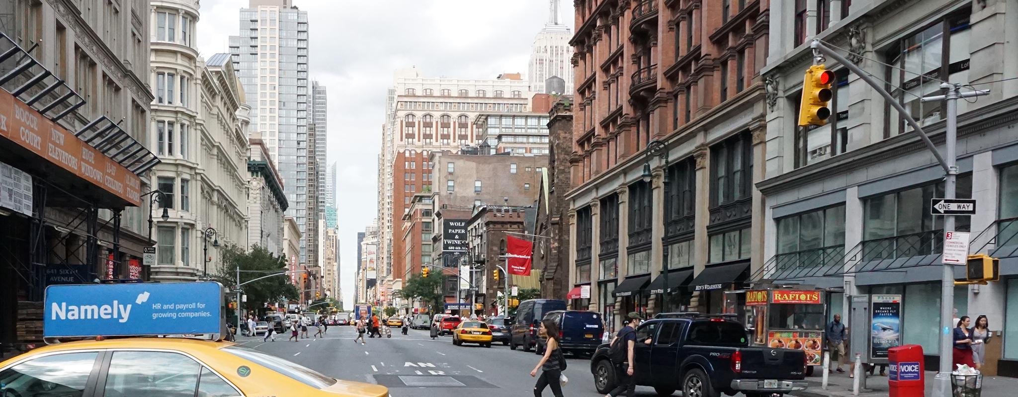 new york cithy 6th street