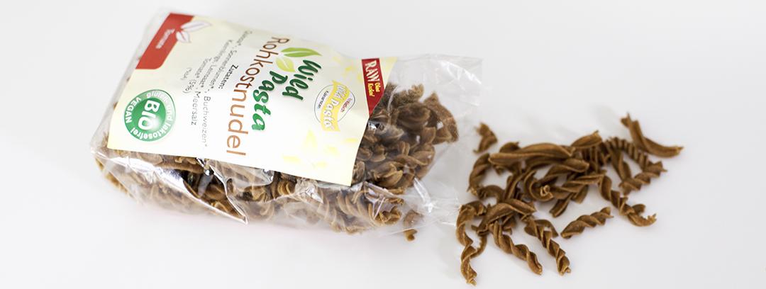Wild Pasta Rohkostnudeln Original