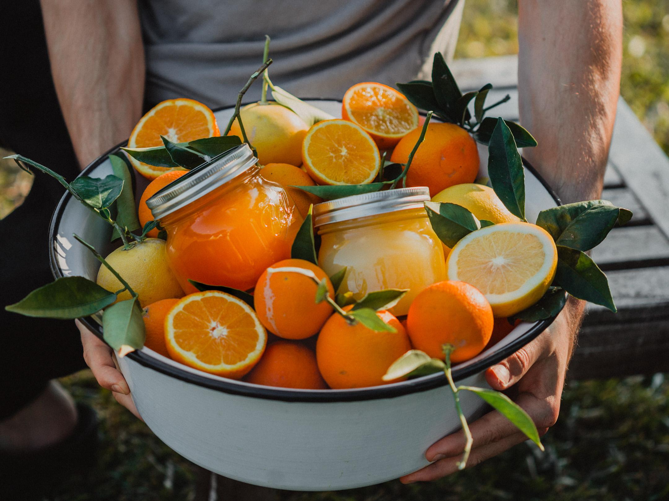 мандаринки сок органика