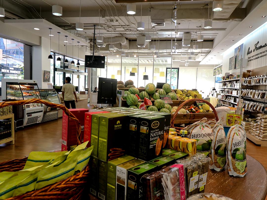 organic lemon farm bangkok