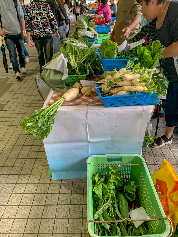 Central Farmers' Market organic hong kong