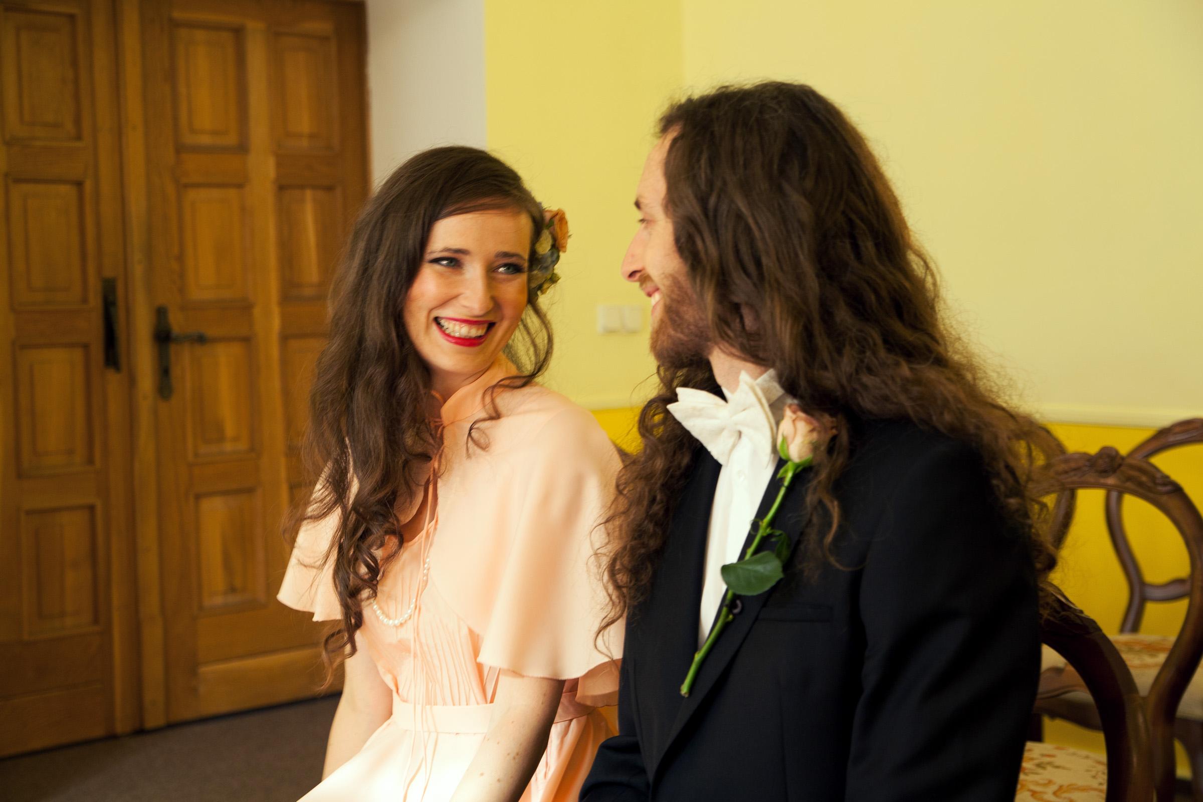Наша нетрадиционная свадьба