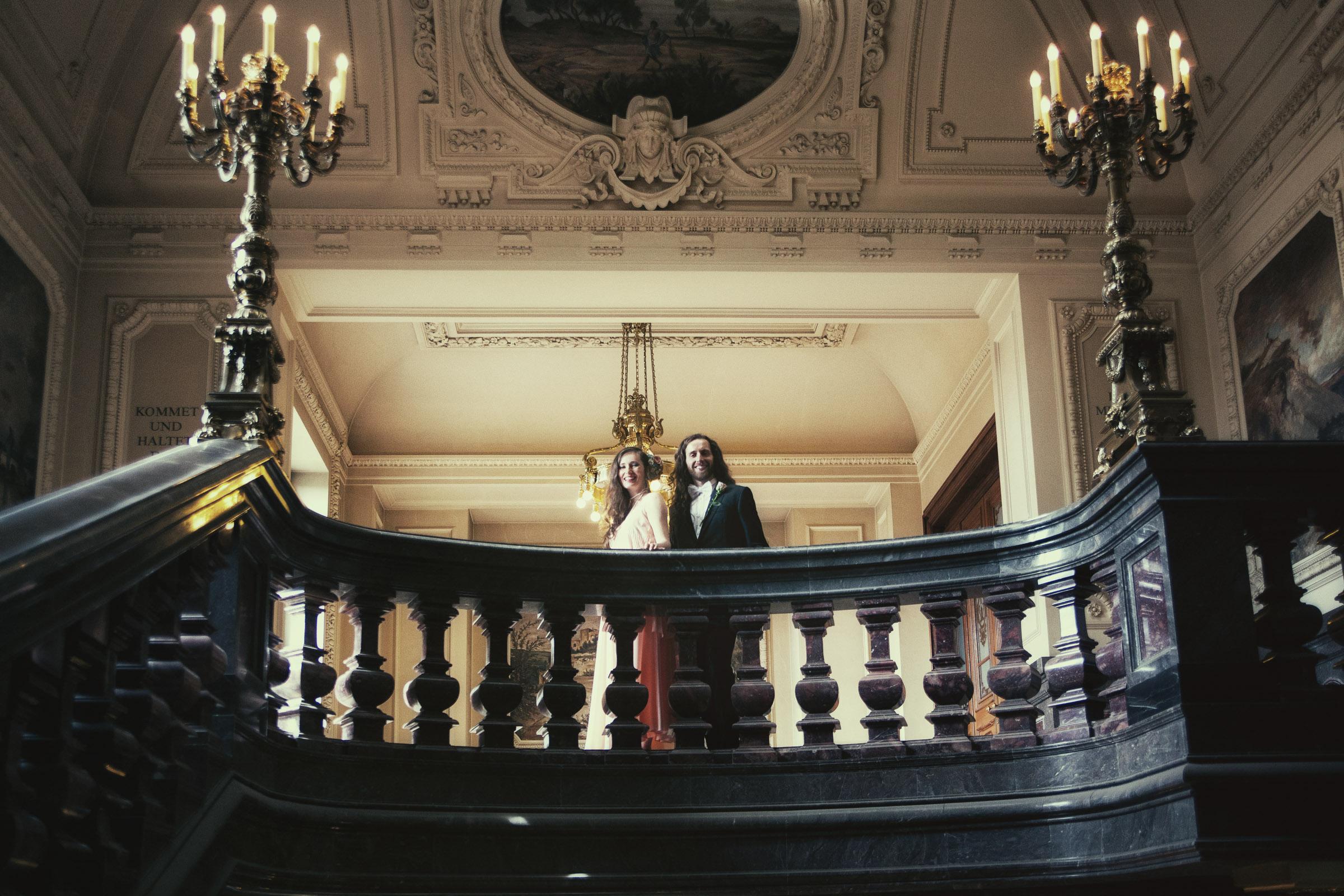 нетрадиционная свадьба