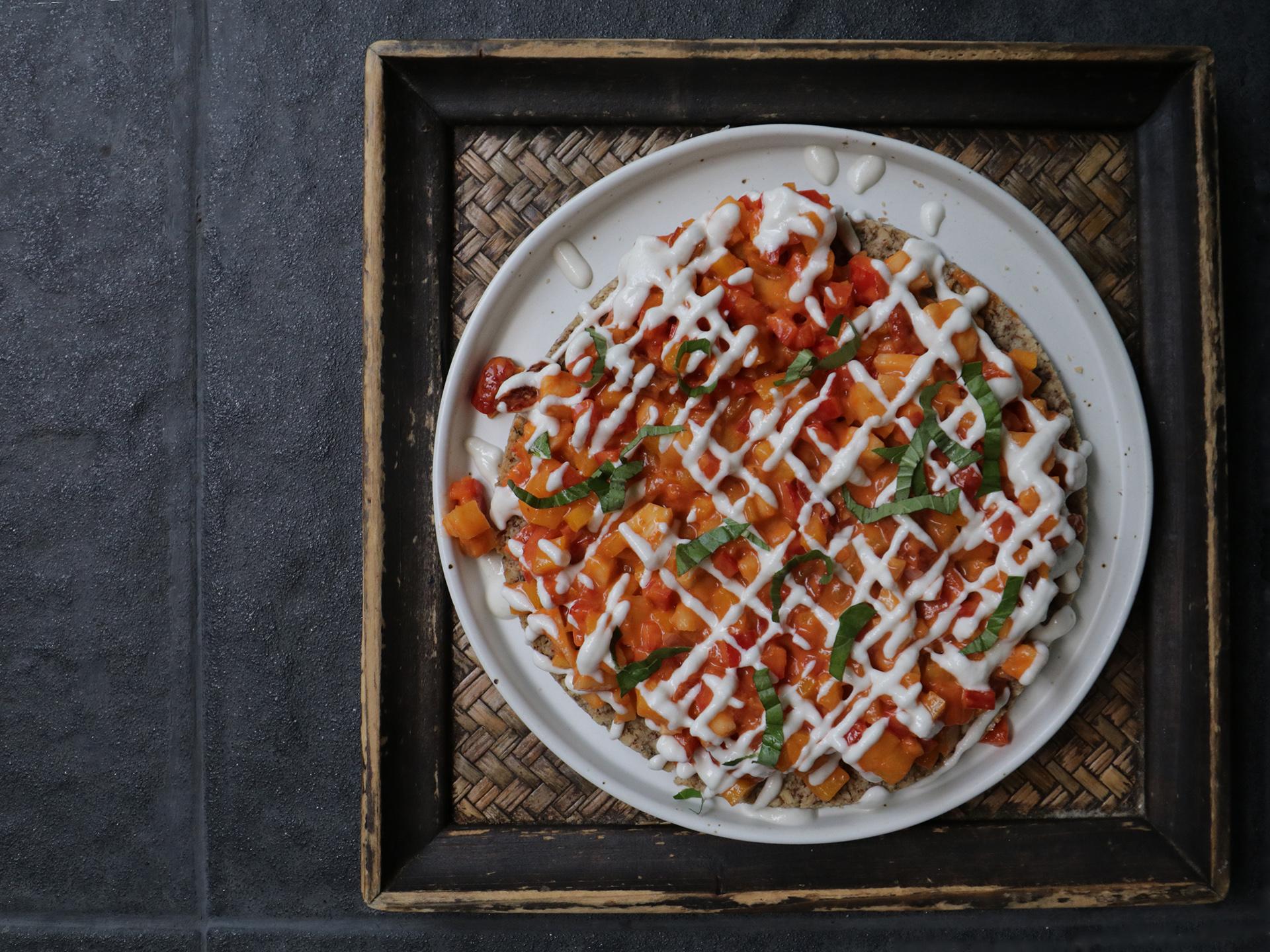 pizza hawaii rasayana retreat bangkok