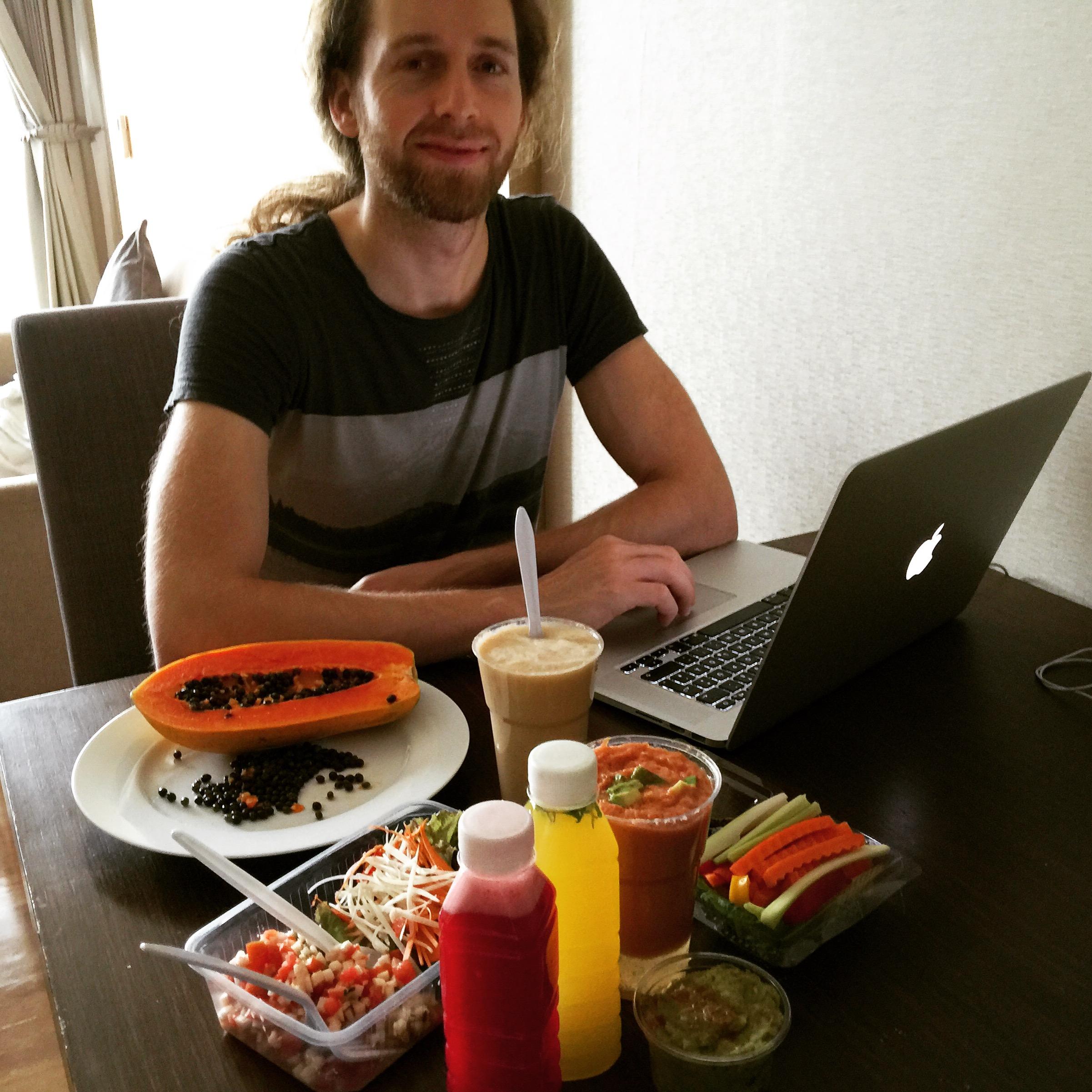 rasayana breakfast