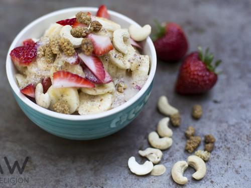 raw vegan banana muesli whole foods