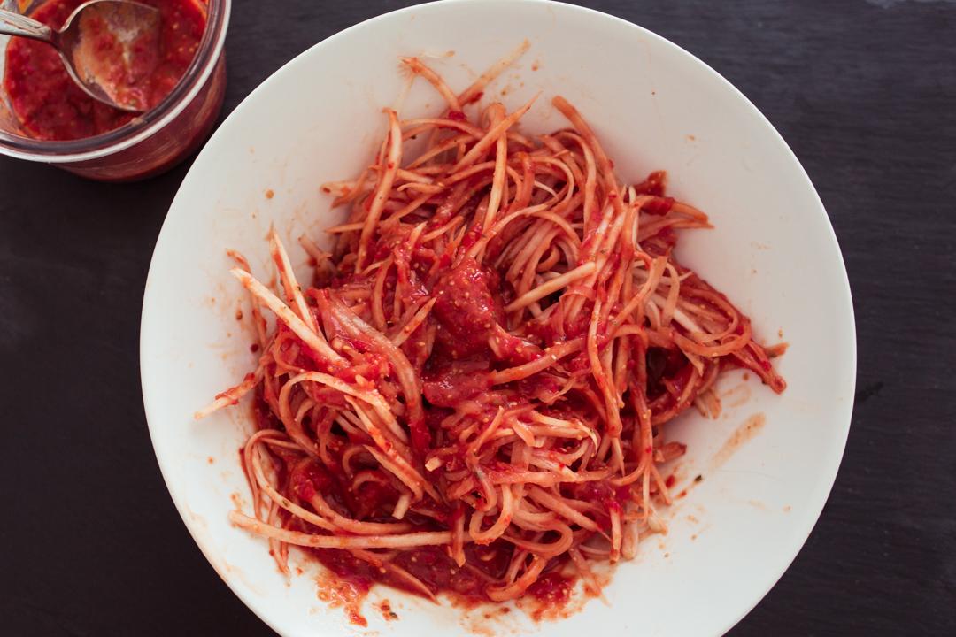 Томатный соус  помидоров и перца
