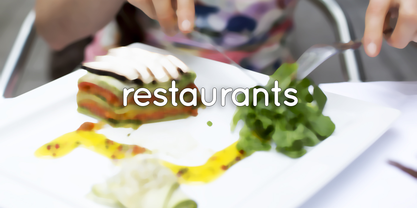 restaurants Landing Page slideshow en copy