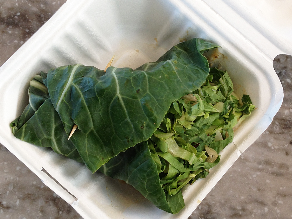Taco Wrap rawlicous toronto