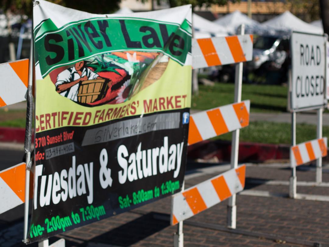 silverlake farmers market gate hours