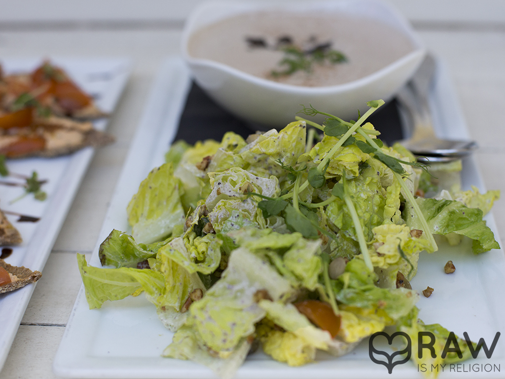 soup and salad sun cafe