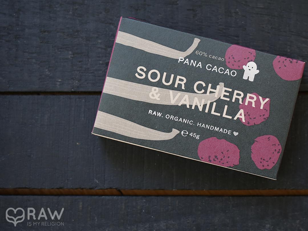 sour cherry vanilla pana cacao