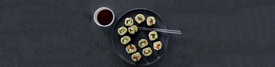 sushi rezept newsletter