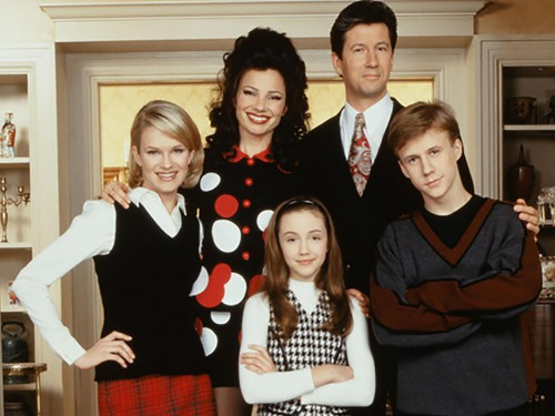 the nanny favorite tv show