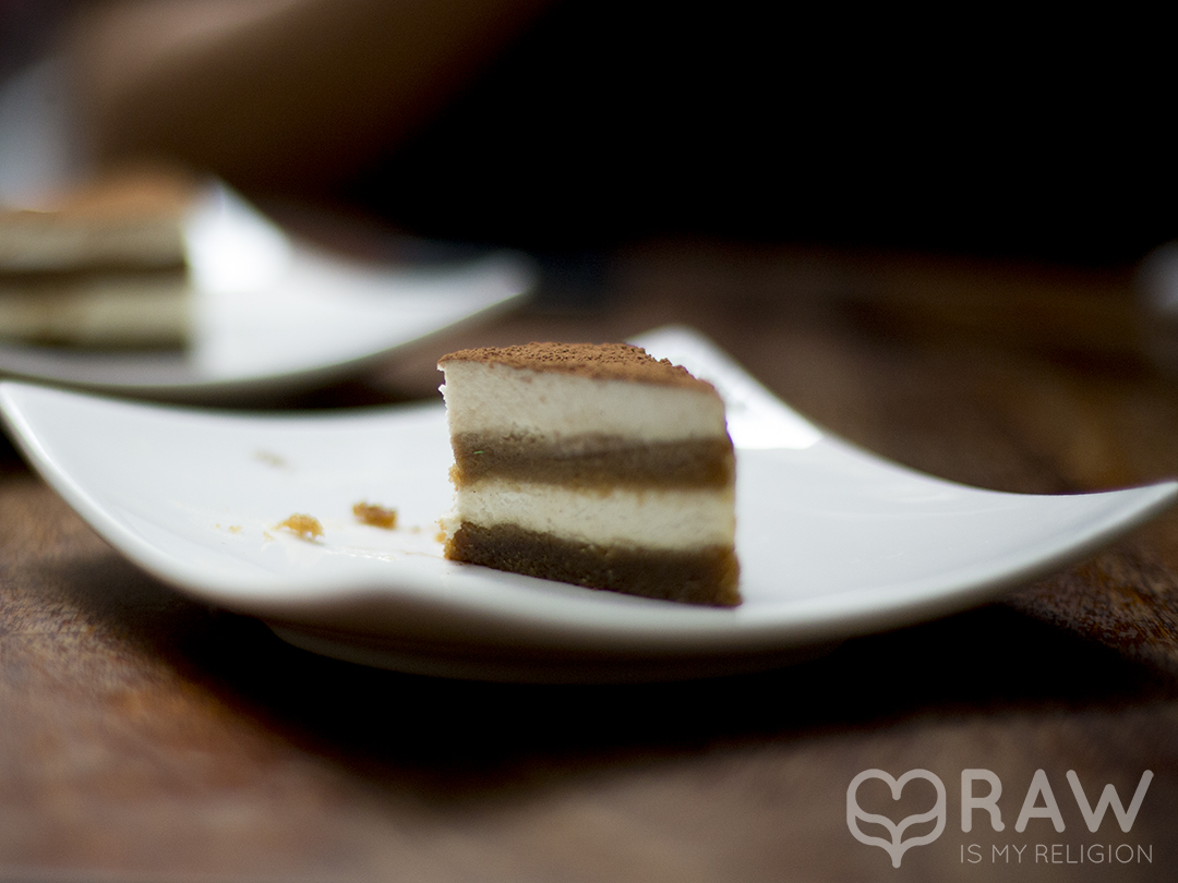 tiramisu pure food and wine nyc raw vegan