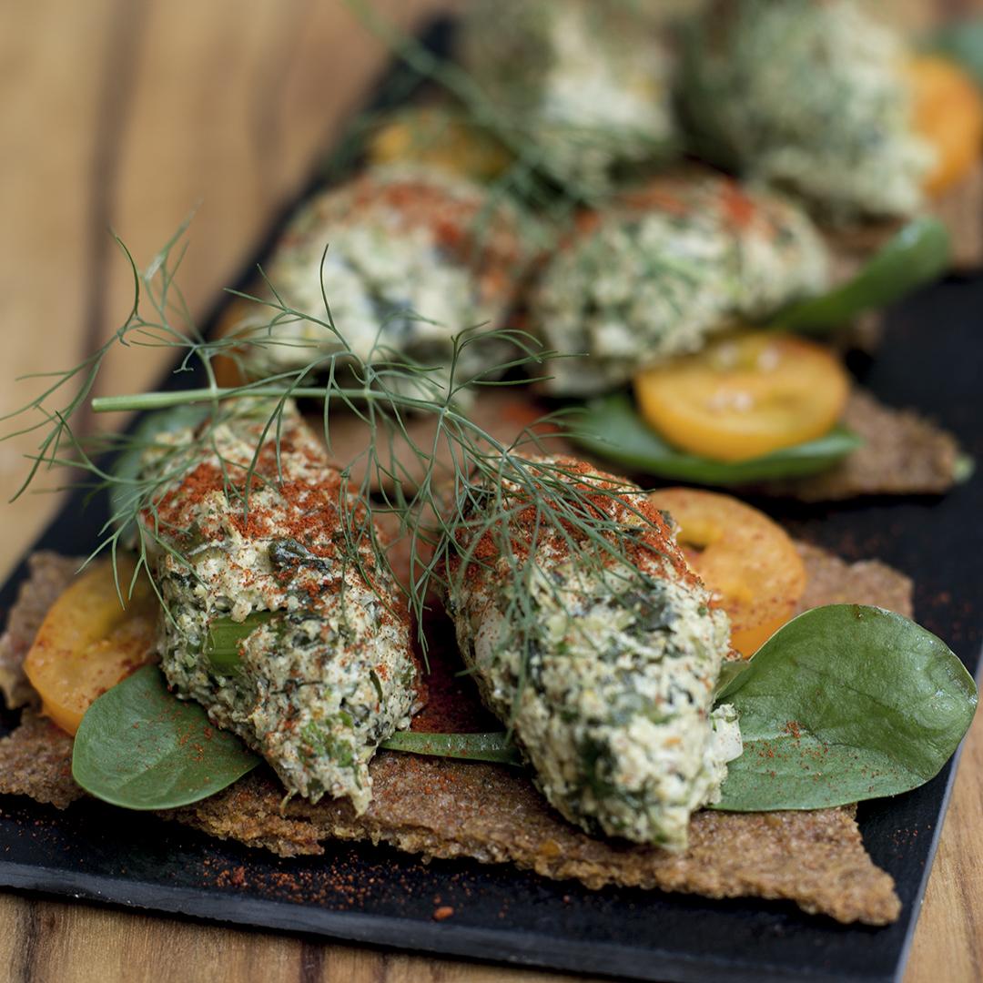 Thunfisch roh & vegan