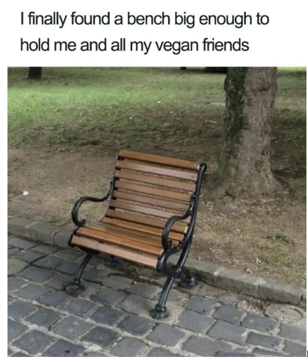 Vegan Meme