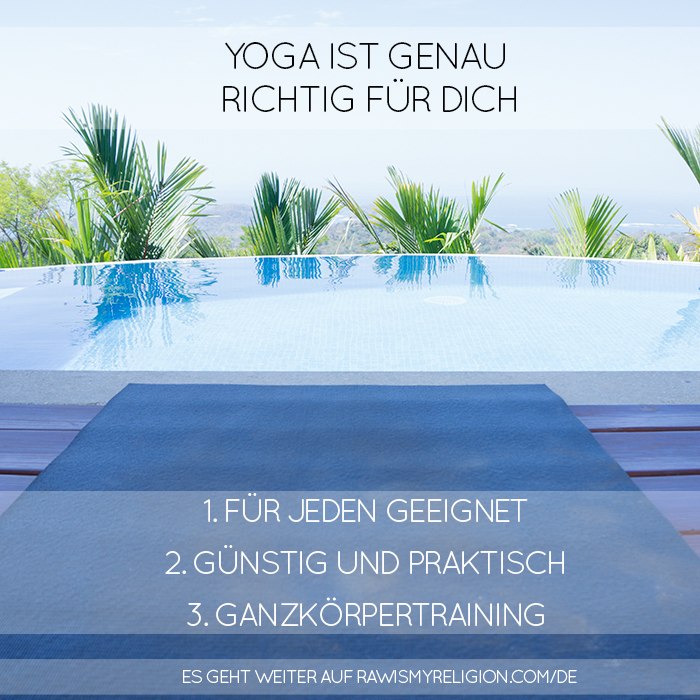 yoga gruende ashtanga matte costa rica yogamatte